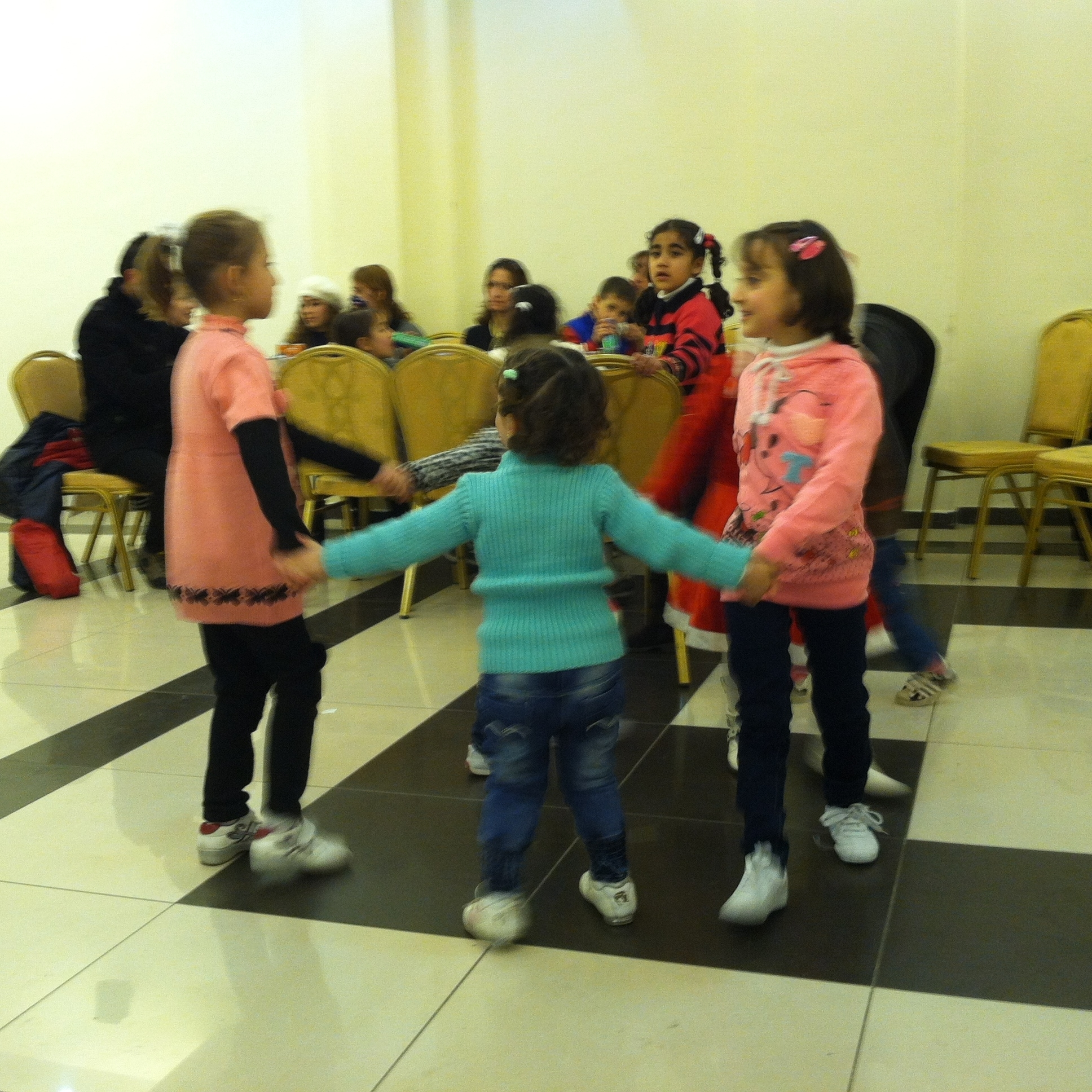 Program three in Jordan