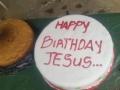 Nigeria 2017 - Jesus Birthday Cake
